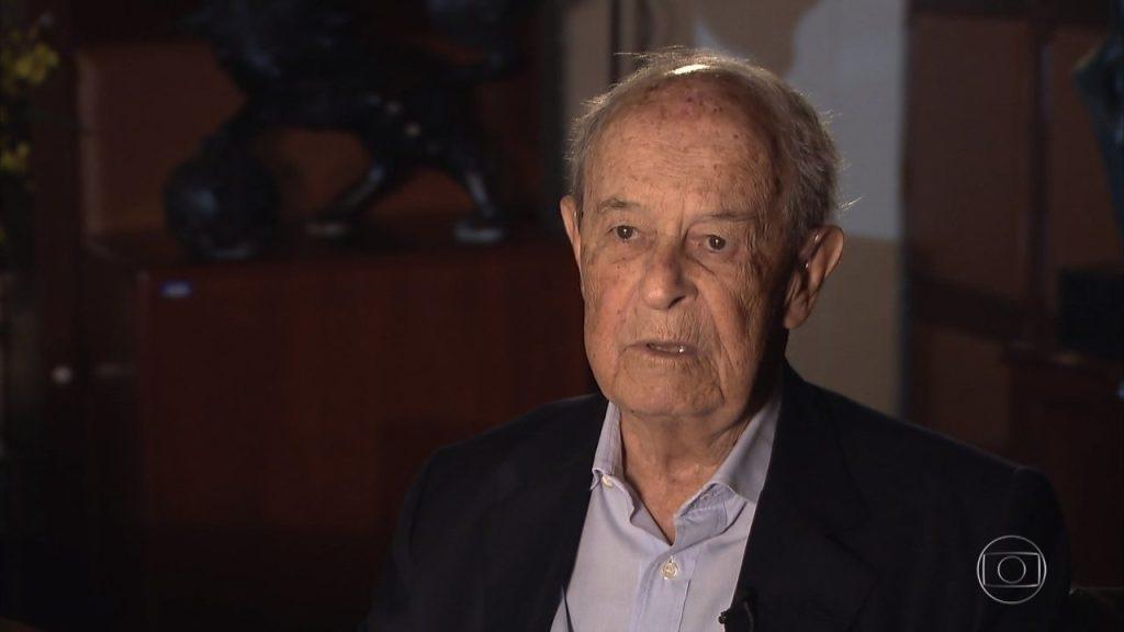 Morre Aloysio de Andrade Faria, fundador do Grupo Alfa