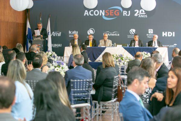 Eleita nova diretoria para a gestão 2020/2022 da Aconseg-RJ