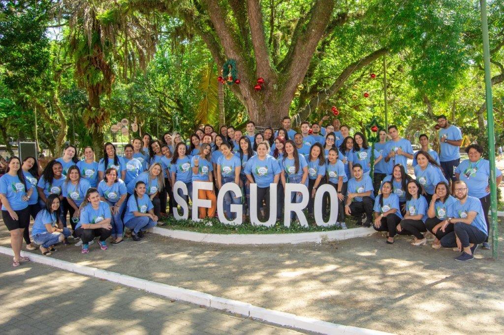 Equipe da ViverBem Seguros / Divulgação