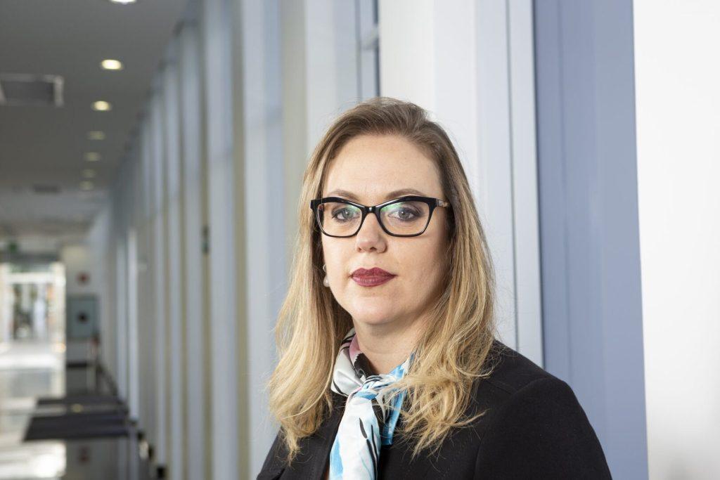 Fernanda Pasquarelli é diretora de Vida e Previdência da Porto Seguro / Divulgação