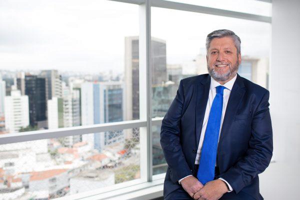 Marco Antunes é vice-presidente de Operações, Digital e Inovações / Divulgação