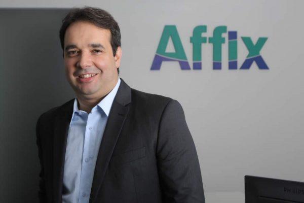 Pedro Rezende é sócio-fundador e CEO da Affix / Divulgação