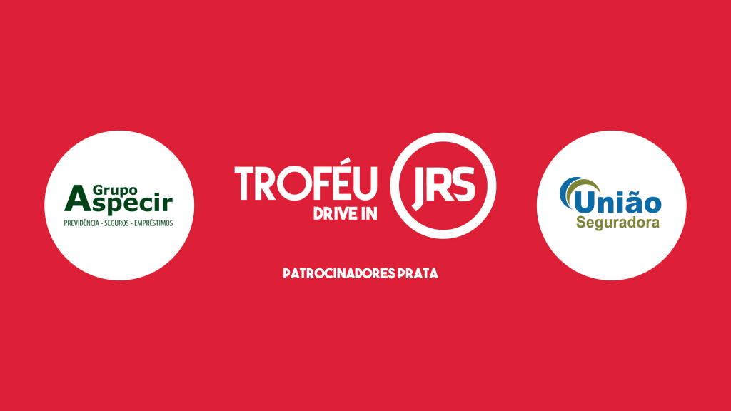 Grupo Aspecir e União Seguradora integram time campeão de patrocinadores prata do Troféu JRS Drive In