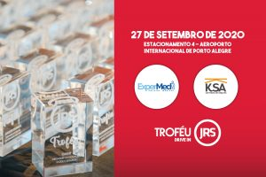 Expermed e KSA Corretora integram time campeão de patrocinadores bronze do Troféu JRS Drive In