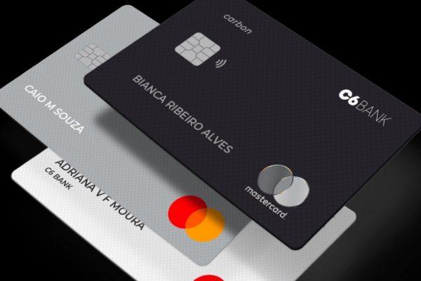 Cliente do C6 Bank poderá usar cartão virtual mesmo antes de receber cartão de crédito em casa