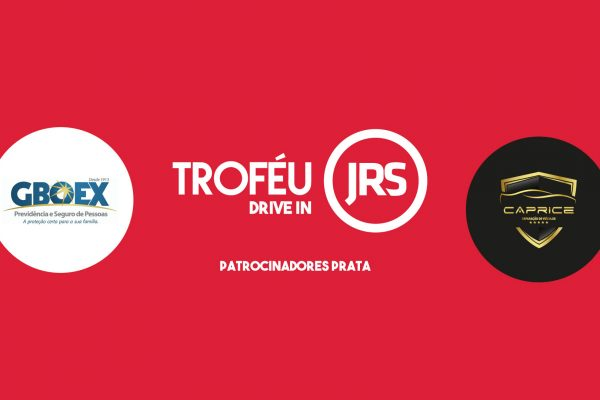 GBOEX e Caprice integram time campeão de patrocinadores prata do Troféu JRS Drive In