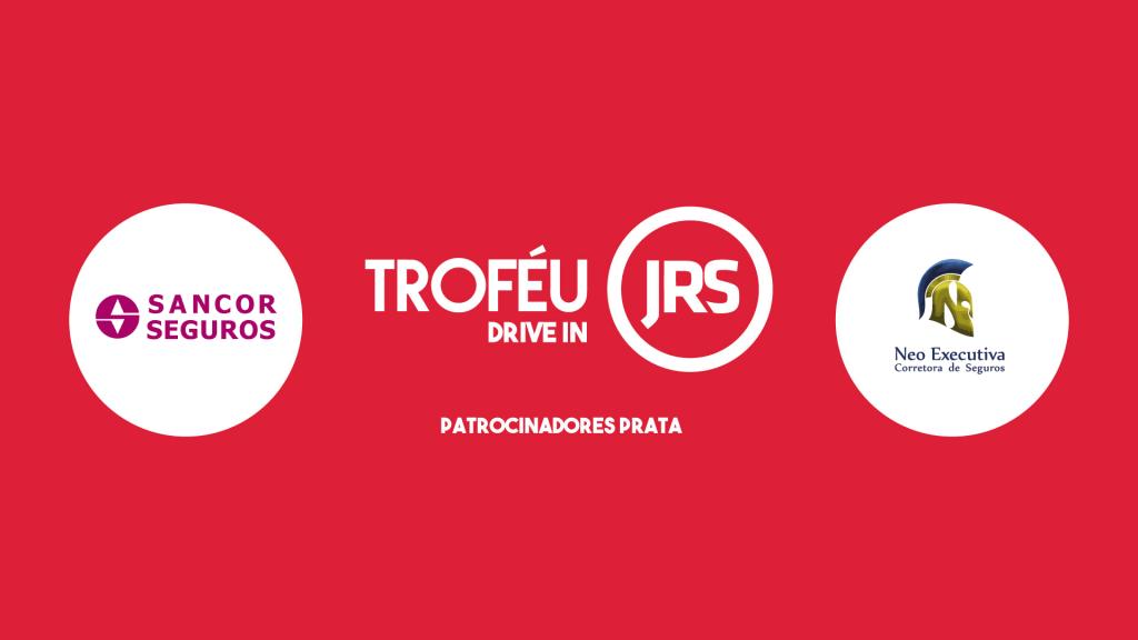 Sancor Seguros e Neo Executiva integram time campeão de patrocinadores prata do Troféu JRS Drive In