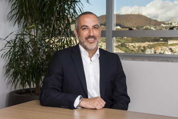 O diretor de Seguros Imobiliários da Pottencial Seguradora, Claudio Lendecker / Foto: Clara Vasconcelos/Divulgação