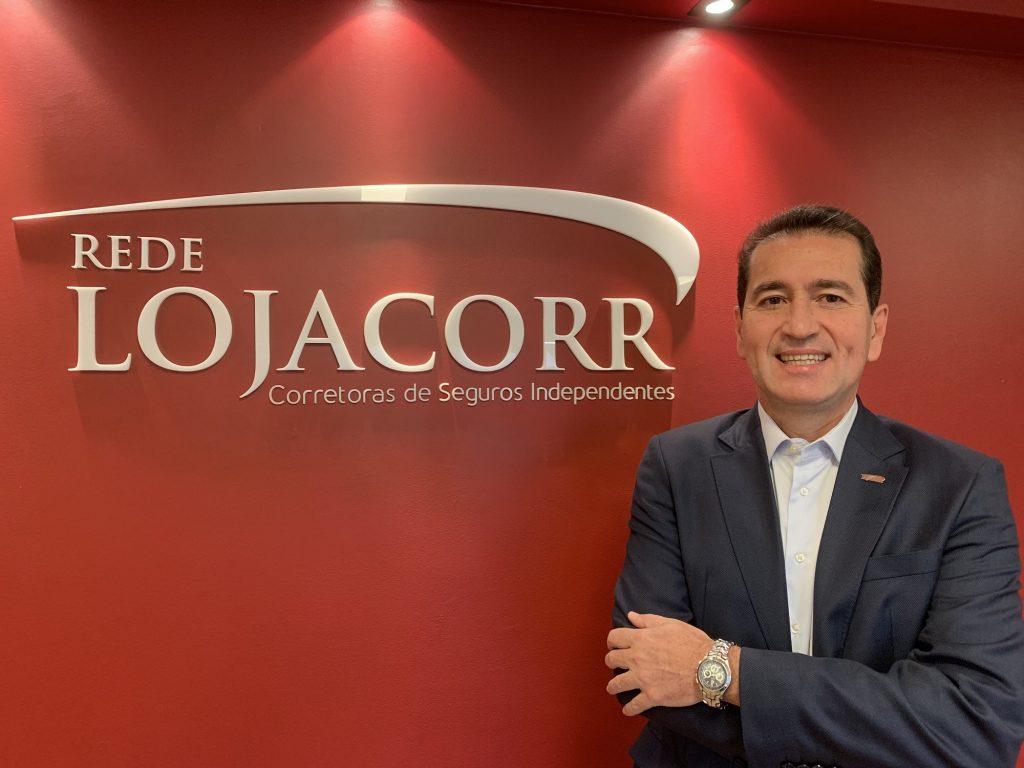 Geniomar Pereira é diretor Comercial da Rede Lojacorr / Divulgação