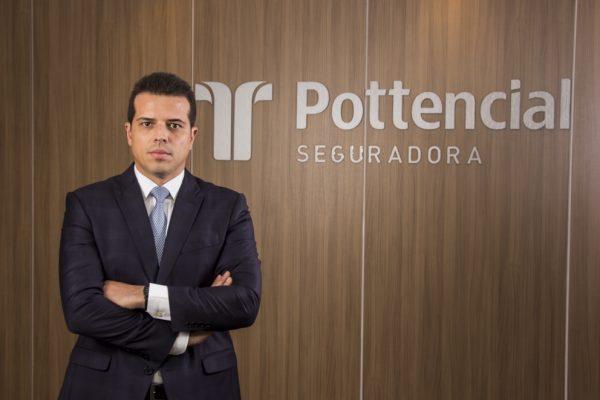 O CEO da Pottencial Seguradora, João Géo Neto / Foto: Clara Vasconcelos/Divulgação