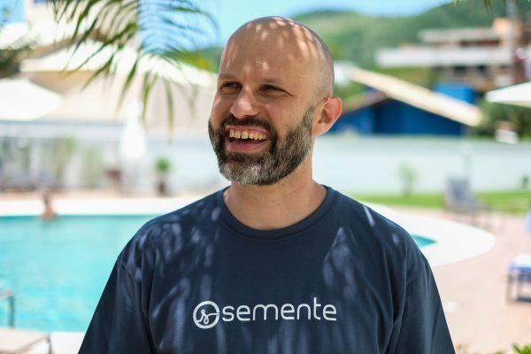 Marcio Jappe é sócio e CEO da Semente Negócios / Divulgação