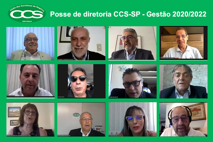 Posse de diretoria do CCS-SP é marcada por clima de união do mercado