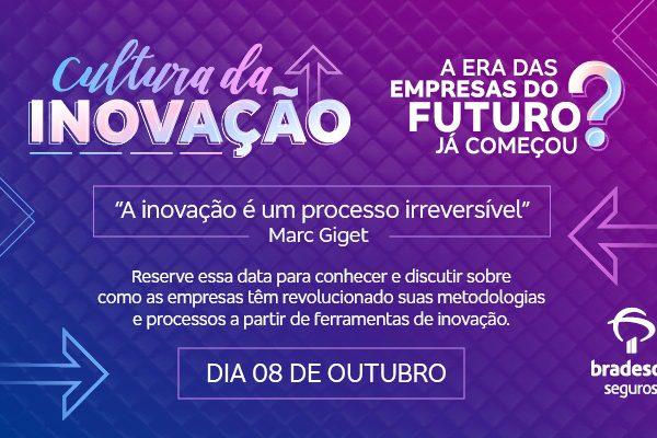 Bradesco Seguros promove mesa redonda com especialistas em inovação