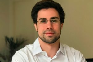 Gabriel Nascimento é sócio-fundador da Ulend / Divulgação