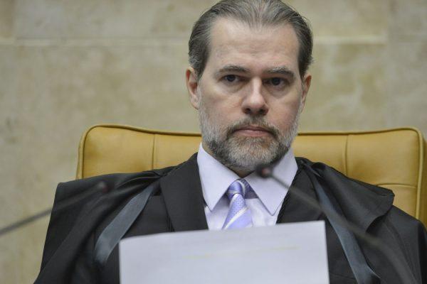 O Ministro Dias Toffoli, do Supremo Tribunal Federal (STF) / © Fabio Rodrigues Pozzebom/Agência Brasil