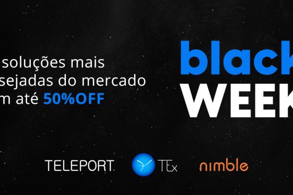 Black Friday da TEx está no ar com condições inéditas no mercado / Divulgação/TEx