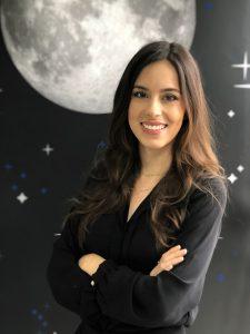 Carolina Vieceli é gestora da agência Unicred Coomarca / Divulgação