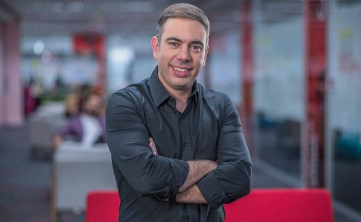 Marcelo Trevisani é Chief Marketing Officer da IBM / Reprodução