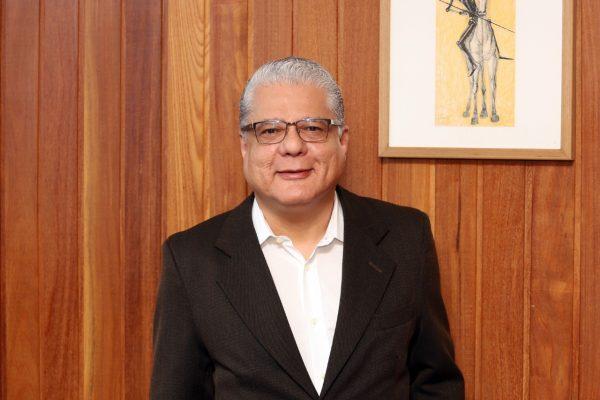 João Paulo Moreira de Mello é o presidente reeleito do CSP-MG / Divulgação