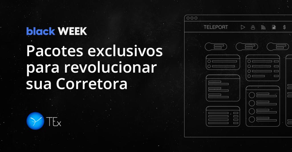 TEx oferece condições especiais do Teleporte e do Nimble na Black Week