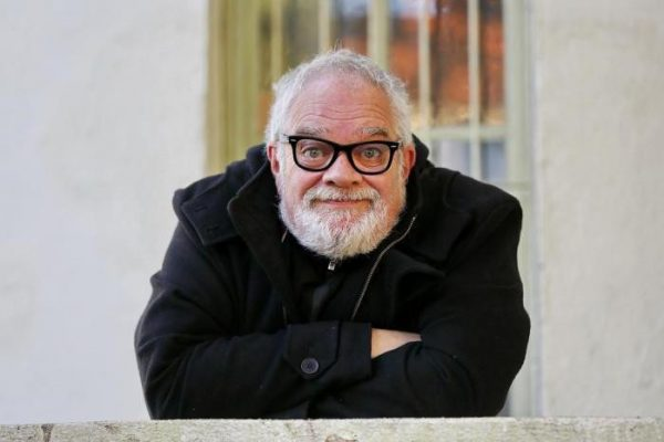 O ator Zé Victor Castiel / Reprodução/Prefeitura de Garibaldi (RS)