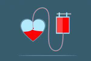Doadores de sangue podem ganhar um Seguro de Acidentes Pessoais