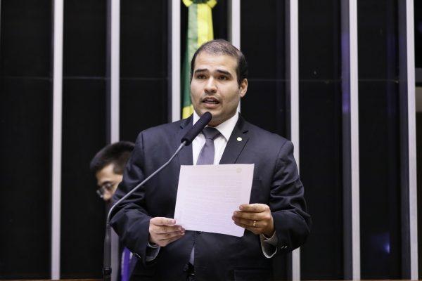 Lucas Vergilio é deputado federal pelo Solidariedade-GO / Foto: Luis Macedo/Câmara dos Deputados/Agência Câmara Notícias