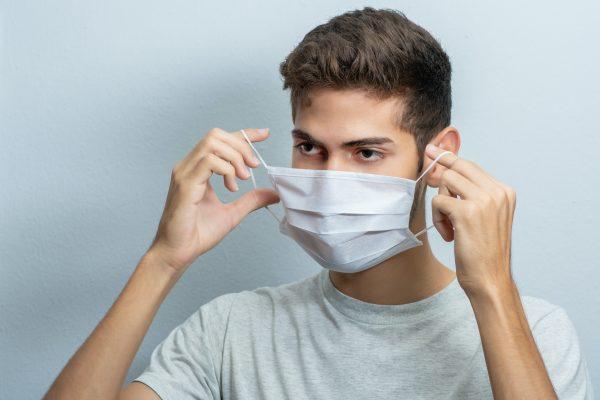 Amil doa 1 milhão de máscaras ao TSE para apoio nas eleições