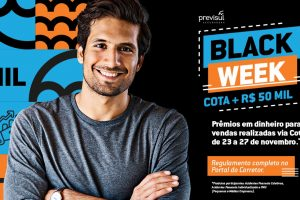 BlackWeek Previsul é encerrada com sucesso em prêmios