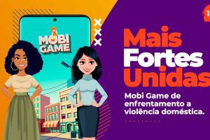 Empresas criam jogo para estimular o enfrentamento à violência contra a mulher