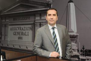 Andrea Crisanaz é CEO da Generali Brasil / Divulgação