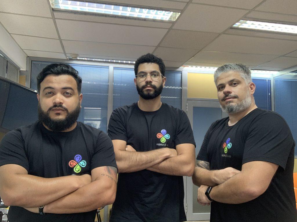 Os fundadores do People Club / Divulgação