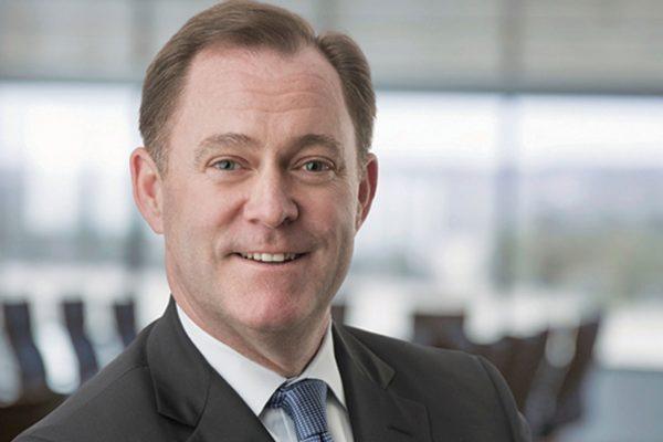 John Keogh diretor de operações e novo presidente da Chubb / Reprodução