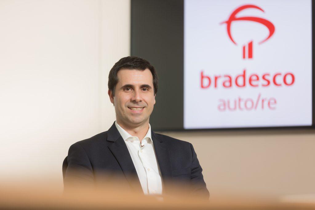 Carlos Oliva é superintendente executivo de sinistros da Bradesco Auto/RE / Divulgação