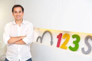 Martin Ferrari é CEO e Co-Fundador da 123Seguro / Divulgação