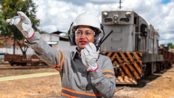 Mulheres ganham cada vez mais espaço no setor de logística / Divulgação