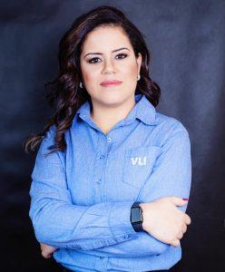 Isabel Lima é supervisora do Centro de Controle de Operações Rodoviárias da VLI, em BH / Divulgação
