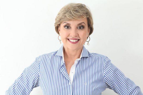 Regina Lacerda é presidente do Clube das Executivas de Seguros de Brasília (CESB) / Divulgação