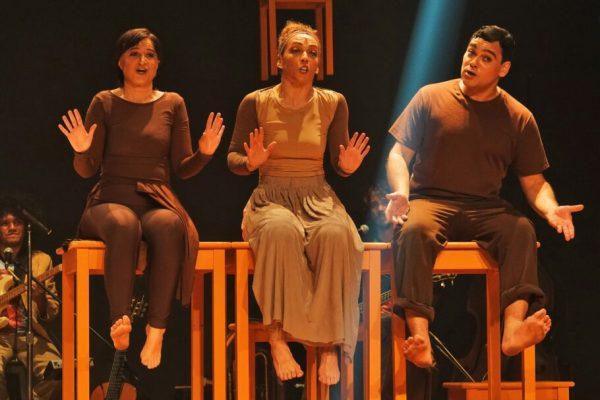 BB Seguros transmite a versão musical de 'A Hora da Estrela' em homenagem ao Dia Internacional da Mulher / Foto: Marcelo Rodolfo/Reprodução